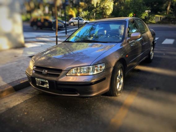 Honda Accord Exrl 3.0 V6 Automático. Impecable