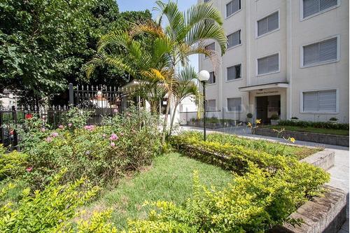 Apartamento - Alto De Pinheiros - Ref: 121535 - V-121535