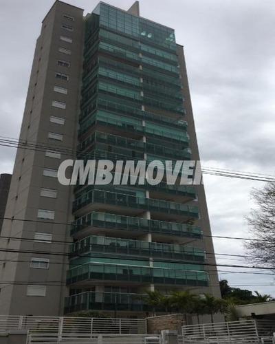 Apartamento À Venda 3 Dormitórios No Bairro Cambuí Em Campinas - Ap22005 - Ap22005 - 69397594