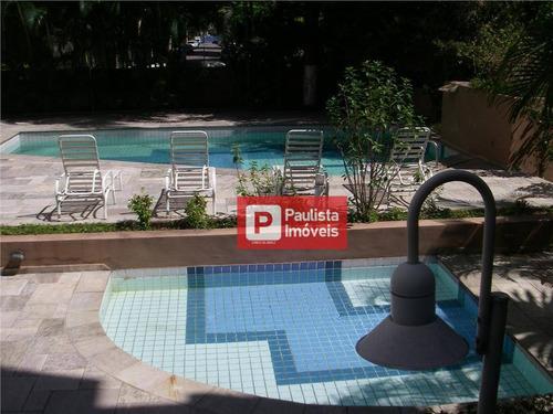Apartamento À Venda, 220 M² - Moema - São Paulo/sp - Ap24983