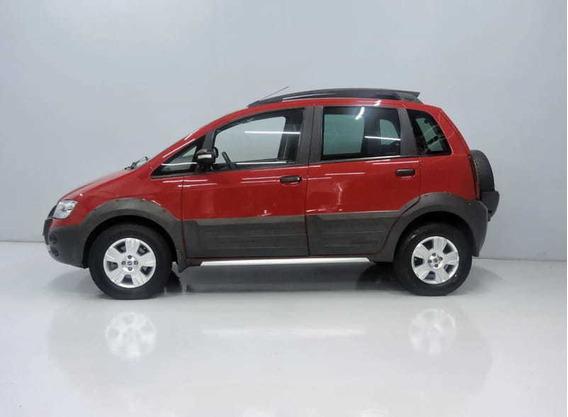 Fiat Idea Adventure 1.8 8v(flex) 4p