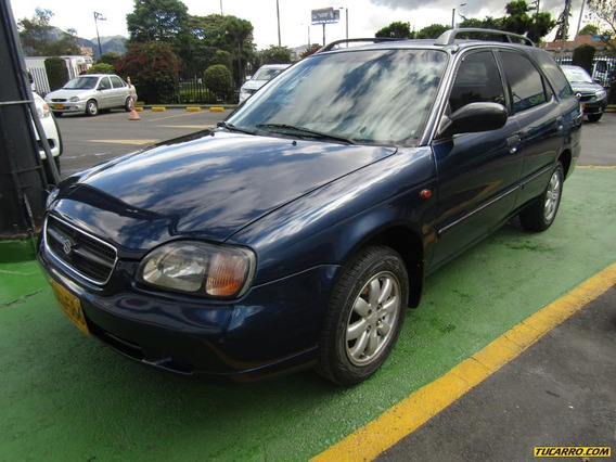 Chevrolet Esteem Station Wagon