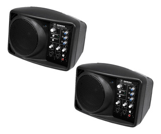 Pack X 2 Mackie Srm150 Monitor 5 Audio Personal Compacto