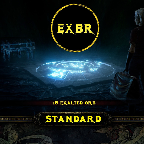Exalted Orb - Path Of Exile - Standard