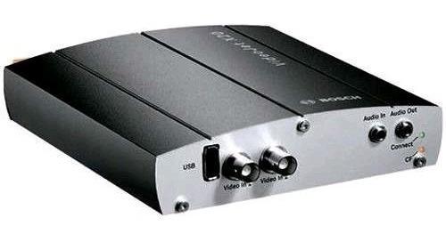 Bosch Codificador Video E Audio Video Jet X20 Vjt X20sn