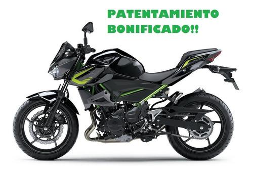 Kawasaki Z 400 Entrega Inmediata No Mt Dominar Dompa