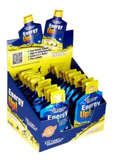 Gel Energetico Energy Up 24u Limon - Electrolitos Victory