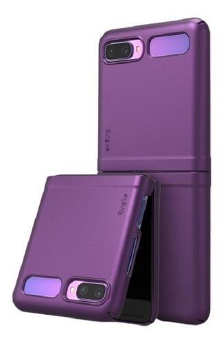 Imagen 1 de 6 de Funda Samsung Galaxy Z Flip Ringke Slim Original Delgada