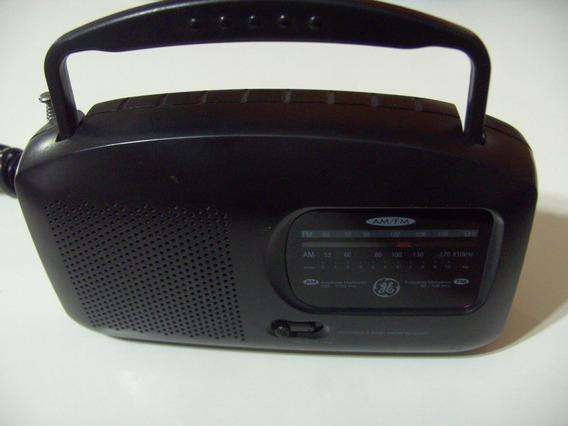 Radio Antigo Ge Anos 80 Mod.7-2664b Semi-novo