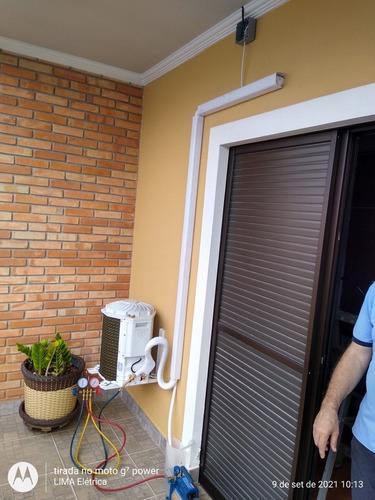 Imagem 1 de 2 de Instalação De Ar Condicionado
