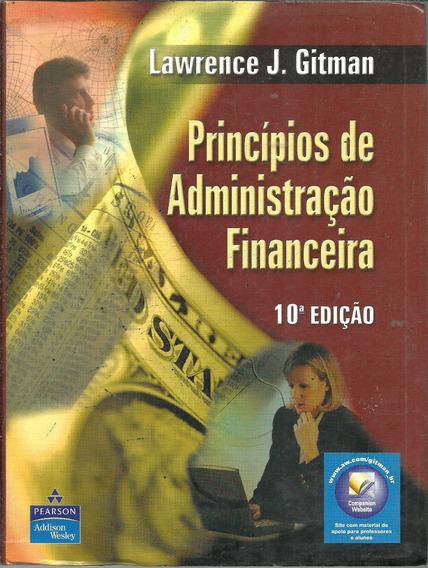D179 - Princípios De Administração Financeira - Lawrence J.