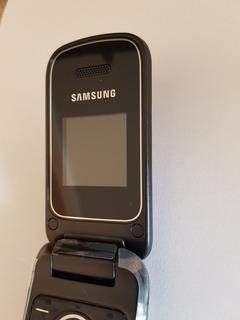 Celular Samsung E1195 Rádio Fm Viva-voz (apenas Vivo) Anatel