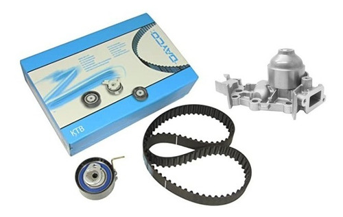 Imagen 1 de 4 de Kit Distribucion + Bomba De Agua Renault Clio Ii Mio 1.2 16v