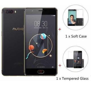 Nubia M2 ,4 Gb Ram 64 Gb, Snapdragon625,5.5 Pulg,cámara Dual
