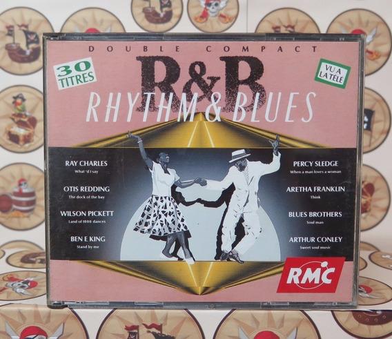 Rhythm & Blues Ray Charles Aretha Franklin Cd Importado Dupl