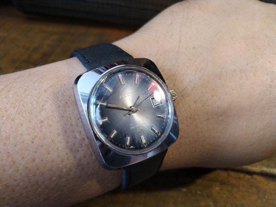 Reloj Suizo Marca Roca De Los Años 50
