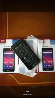 Blu Advance 5.2 Hd - 1gb De Ram Y 8 De Interna