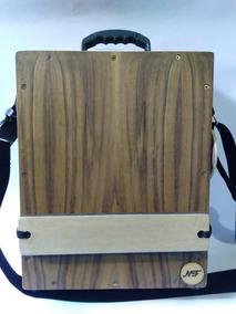 Cajon De Colo Drum Box Master Frete Grátis