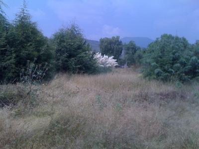 Tepotzotlan Terreno Dentro De Conjunto Privado De 6 Casas