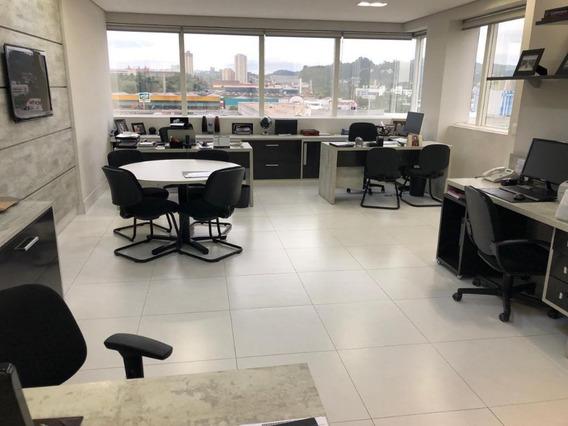 Sala Em Tamboré, Barueri/sp De 55m² À Venda Por R$ 420.000,00 - Sa183953