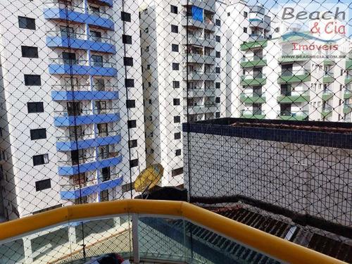 Imagem 1 de 28 de Apartamento 1 Dorm, Ocian, Praia Grande, R$ 190 Mil Vap00796