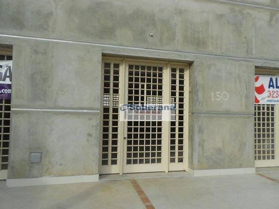 Salão Comercial Para Locação, Jardim Do Trevo, Campinas. - Sl0341