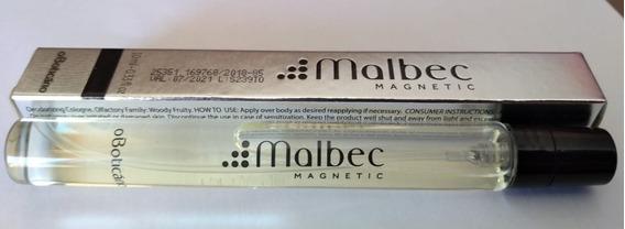 Perfume Malbec Magnetic Boticario Original Masculino 10 Ml