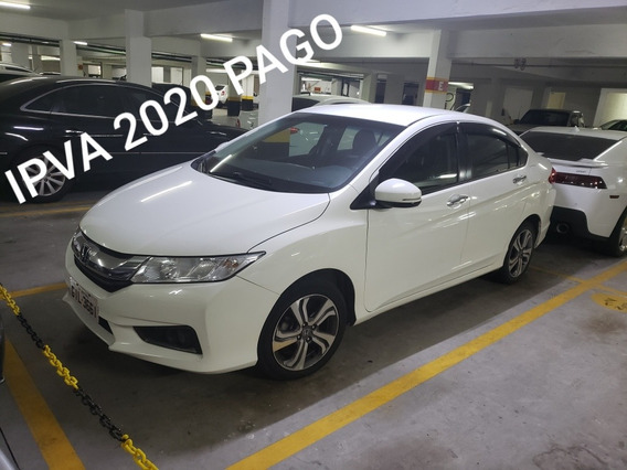 Honda City 1.5 Exl Flex Aut. 4p 2017