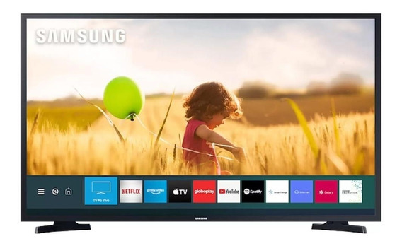 Smart Tv Samsung 43 Led Wi-fi 2 Hdmi 1 Usb Lh43betmlggxzd