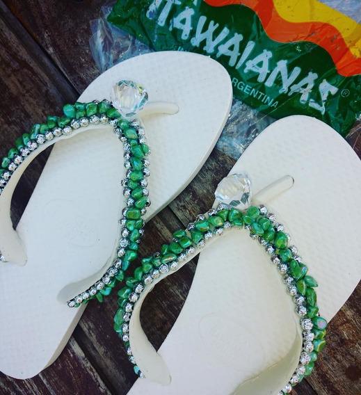 Havaianas Con Piedras