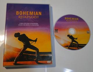 Dvd - Bohemian Rhapsody - Dublado E Legendado