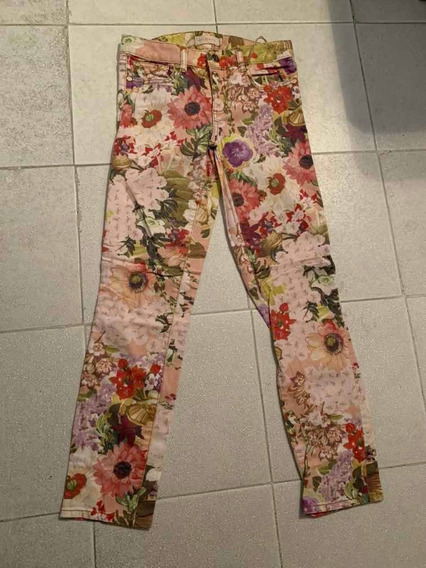 Tory Burch Jeans Flores