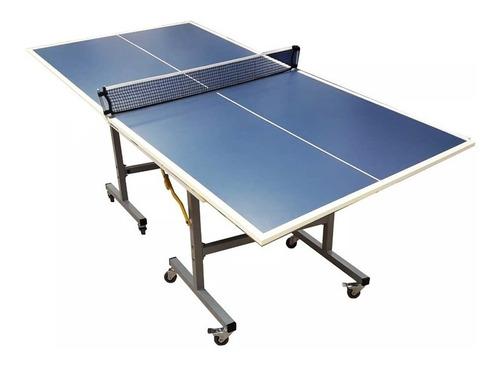 Mini Mesa De Ping Pong Ideal Para Espacios Reducidos
