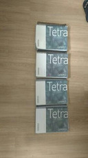 Livros Poliedro Tetra