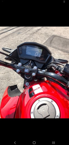 Imagem 1 de 5 de Honda Cb Twister 250f