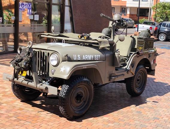 Willys Cj5 1960