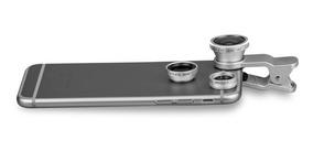 Kit Universal De Lentes Camara Celular Argom Arg-ac-0411sl