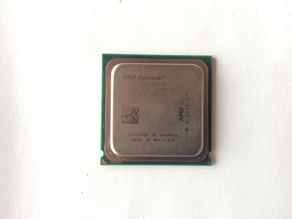 Processador Amd Opteron 4171 2.1ghz 6-core Cpu 6mb Sockt C32