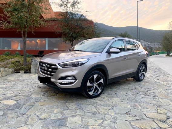 Hyundai Tucson Tech Limited 2017