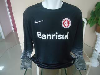 Camisa Do Internacional Nike Goleiro 2015 - M.l