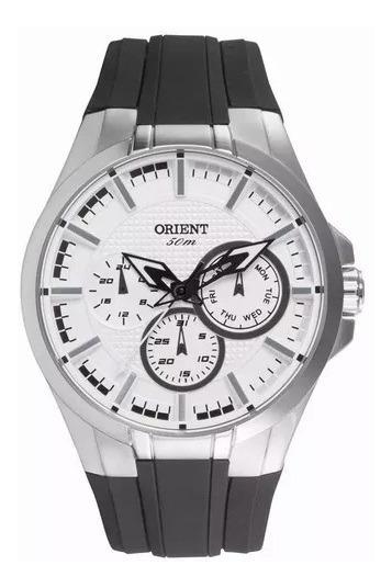 Relógio Orient Masculino Multifunção - Mbspm014 S1px