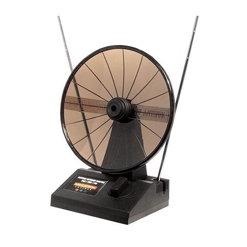 Antena Interna Digital Analogica Parabolica Mt001 Megatron