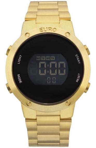 Relógio Euro Unissex Eubj3279aa/4d
