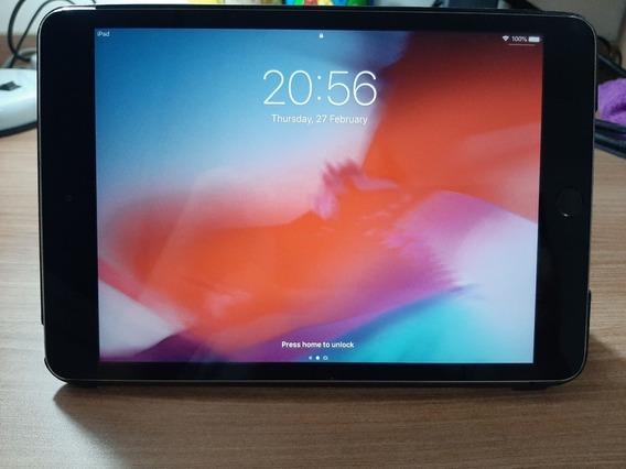 iPad Mini 3 Wi-fi 64gb Cinza Espacial Usado