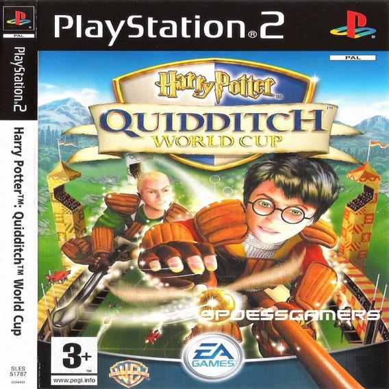 Harry Potter Copa Do Mundo De Quadribol Ps2 Patch