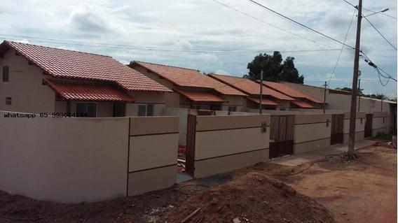 Casa Para Venda Em Várzea Grande, Novo Mundo, 2 Dormitórios, 1 Banheiro, 4 Vagas - 15_1-1105346
