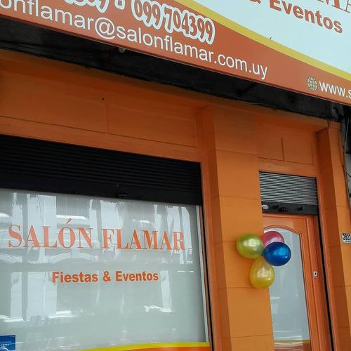 Salón Flamar - Fiestas & Eventos