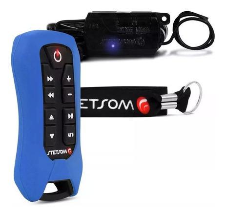 Controle Remoto Longa Distância Stetsom Sx2 Light Azul
