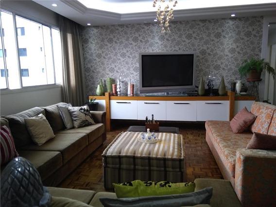 Apartamento À Venda, 4 Quartos, 2 Vagas, Santa Paula - São Caetano Do Sul/sp - 48985