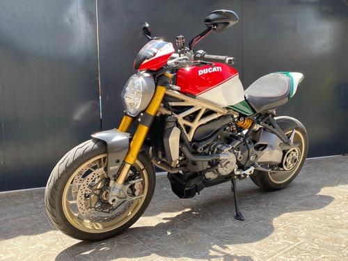 Imagen 1 de 9 de Ducati Monster 1200s 25 Anniversario 2019